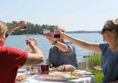 Celebrating Summer - One Day In Helsinki